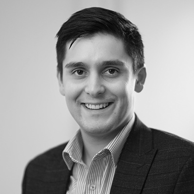 Team photo of Sam Liggins, IT Business Development Manager