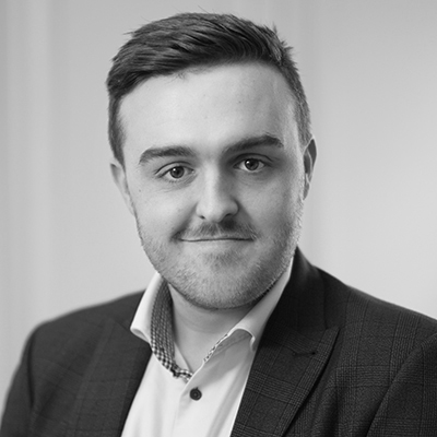Team photo of Sam Price, Telecoms Business Development Manager